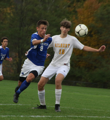 Donovan one goal shy of Litchfield career record