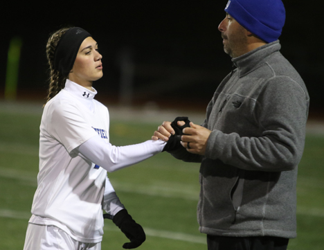 Class S soccer tournament ride ends for Cowgirls