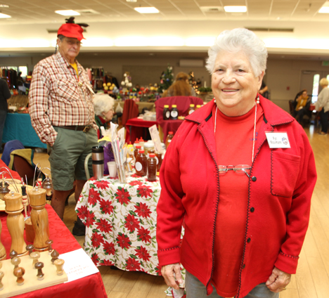 Changing of the guard in store for auxiliary fair
