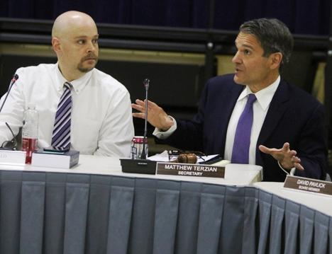 Terzian is new chairman of Litchfield school board