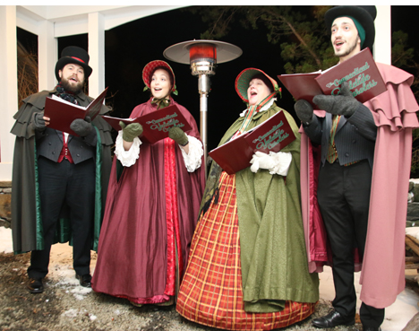 Holiday on the Hill welcomes the season in Warren