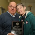 Devoted parishioners honored by Knights