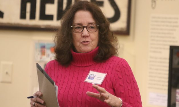 Legislators talk issues at League forum