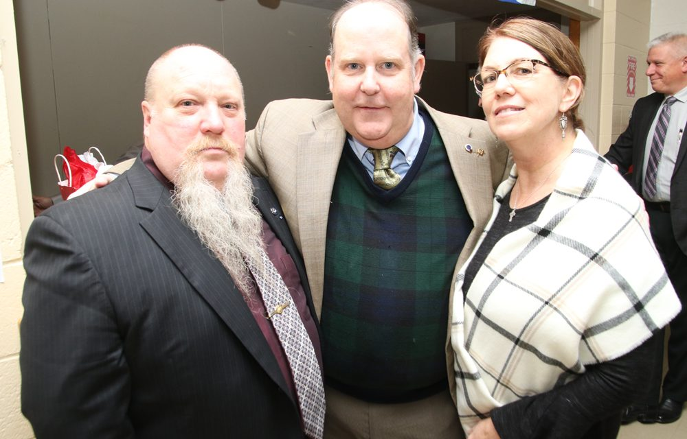 Masons honor Scotland's national poet