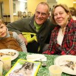 Auxiliary's monthly breakfast series begins
