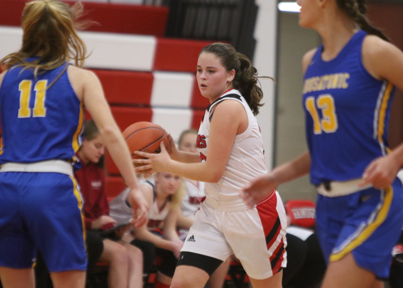 Wamogo girls fall short in upset bid