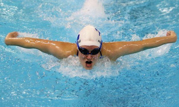 Litchfield swimmers win on Senior Night