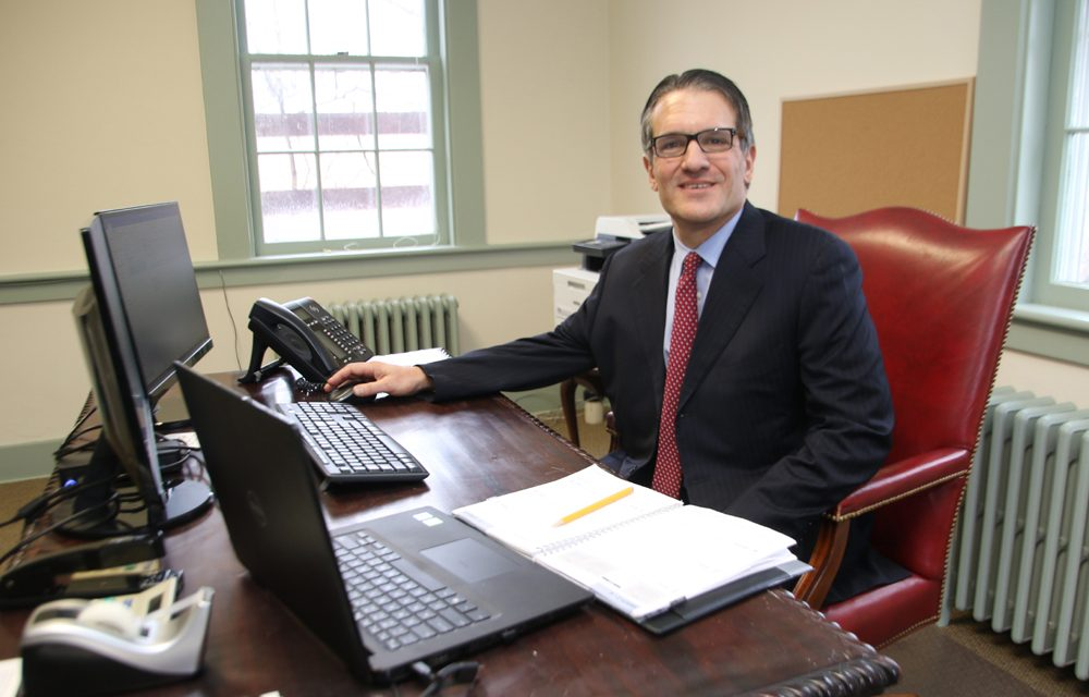 Terzian heading new wealth services office