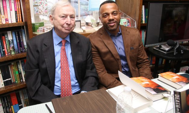 Judge Gill co-authors best-selling book
