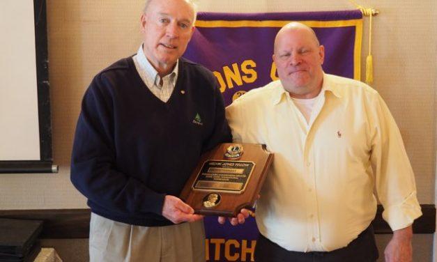 Lions Club celebrates 70th anniversary