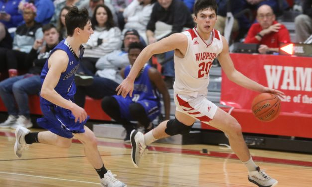 Collins a Division III All-State choice
