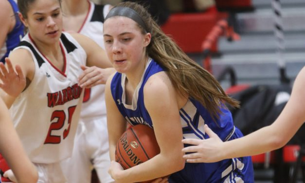 Cowgirls net a victory over Terryville