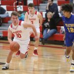 Wamogo wins big on Senior Night
