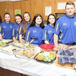 Wamogo ag-ed treats staff to lunch