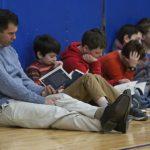LIS celebrates Read Across America day