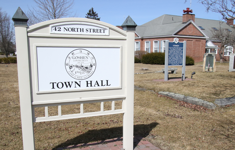 Goshen to hold in-person town meeting