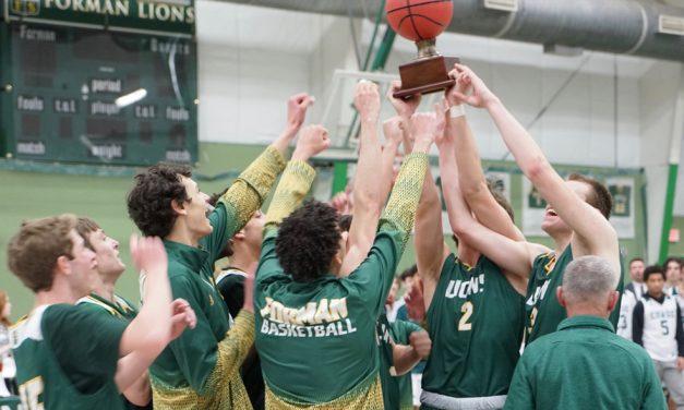 Forman boys win HVAL basketball title