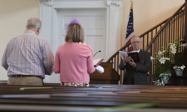 Easter different at two Litchfield churches