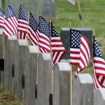 Cemeteries prepared for Memorial Day