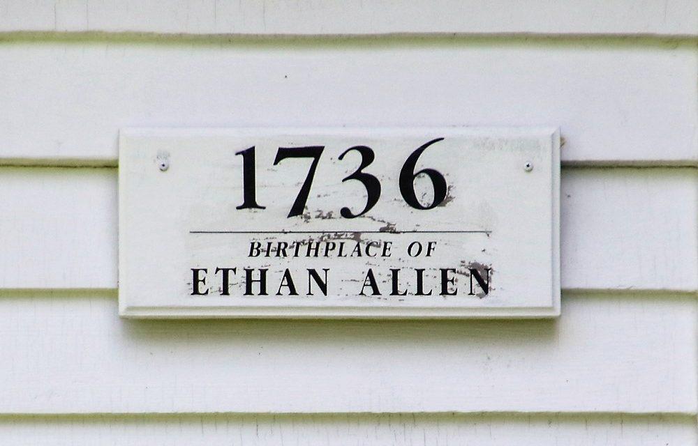 Mercy Allen: Grandmother of Ethan Allen
