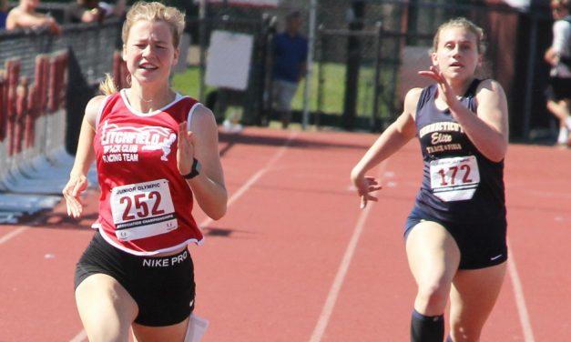 Three LTC athletes reach virtual finals
