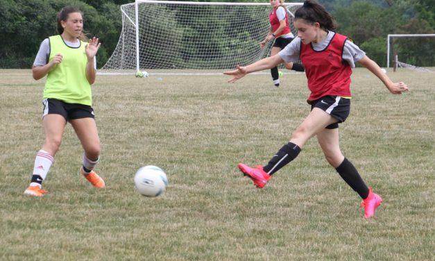 Soccer showcase comes to Plumb Hill