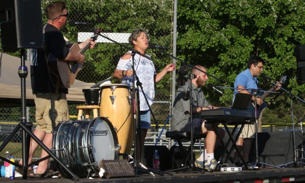 Concert series off to a successful start