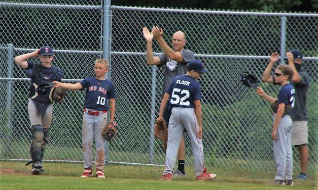 Tri-Town baseball season is underway
