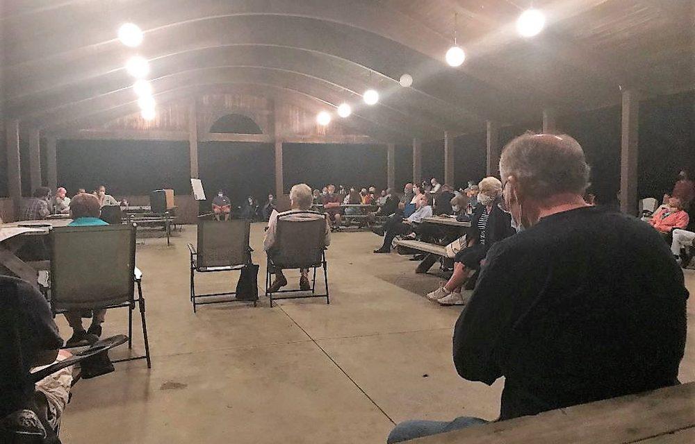 Warren building proposal creates interest