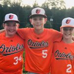 Orioles edge Sox to win Tri-Town title