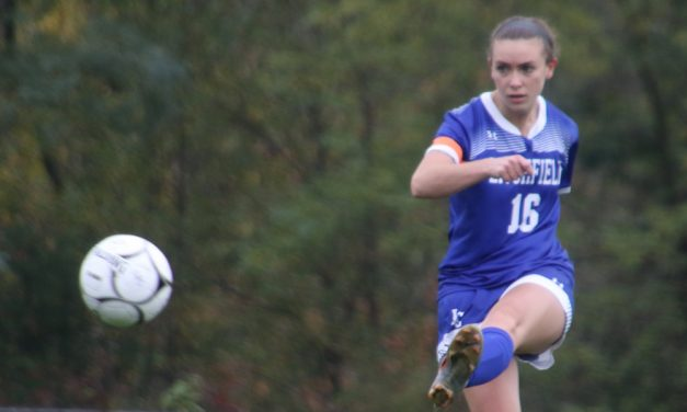 Cowgirls net easy win over Wolcott Tech
