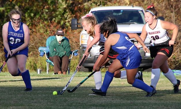 Wamogo dominates field hockey matchup