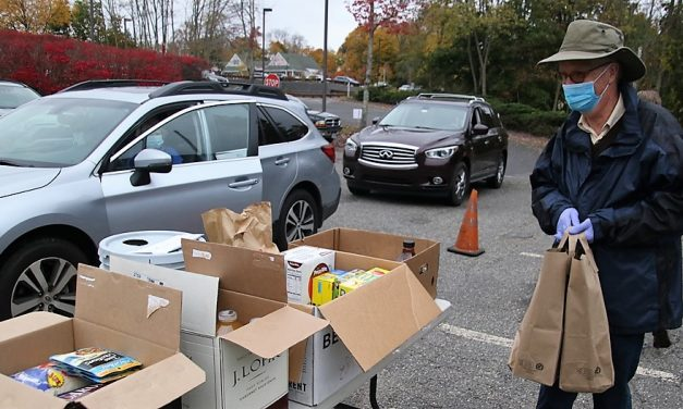 Rotary Club food drive benefits food banks