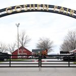 Fairgrounds entrance takes on new look