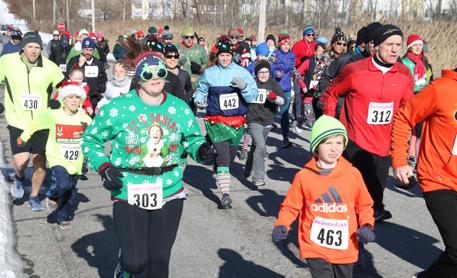 Annual Jingle Bell Run to be virtual race