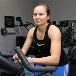 Community focus: Ruby Hatfield the rower