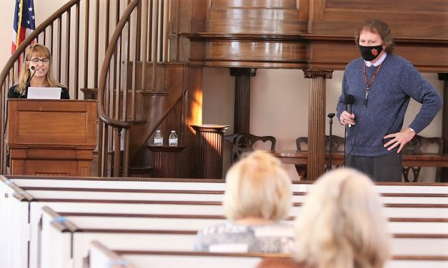 Church anniversary lecture series resumes