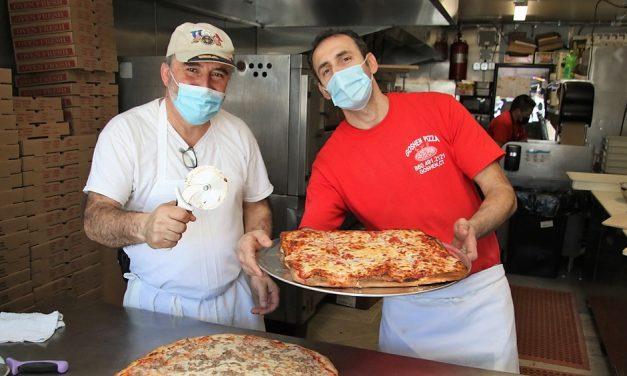 New pizza restaurant opens in Goshen