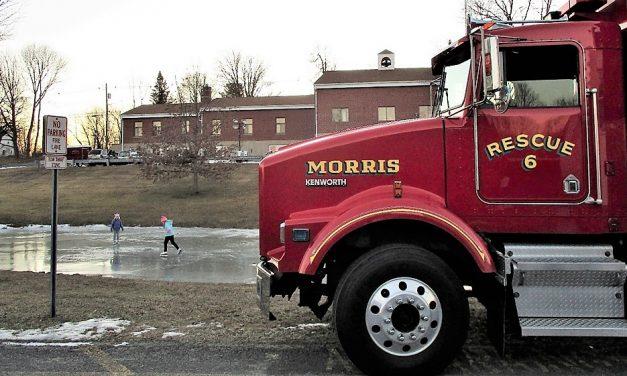 Morris to host Valentine's Day skate
