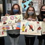 Fire prevention poster winners announced