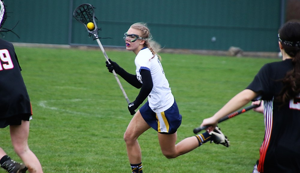 Litchfield Hills Lacrosse falls in home game