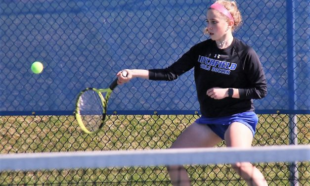 Cowgirls off to strong start on tennis court