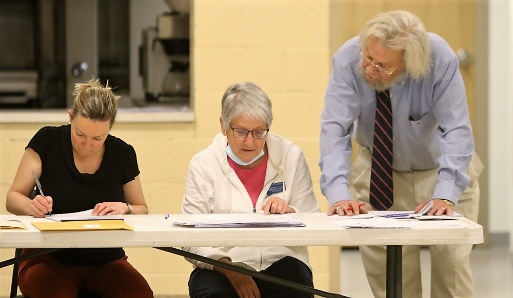 Election gives borough board a new look