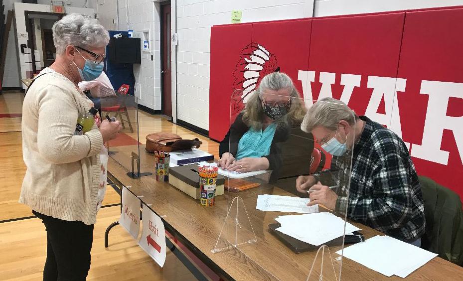 Region 6 budget plan gains voter nod