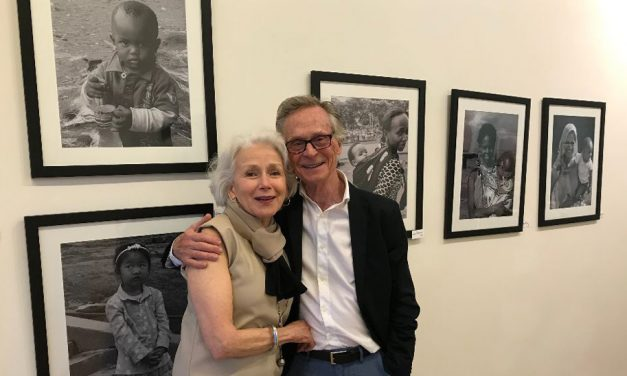 Nancy Schuler shows work at Five Points