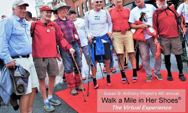 Walk a Mile in Her Shoes to be held virtually