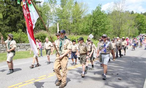Memorial Day parade scheduled in Goshen