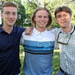 Sports booster club awards scholarships