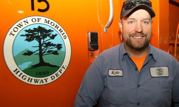 New highway foreman named in Morris