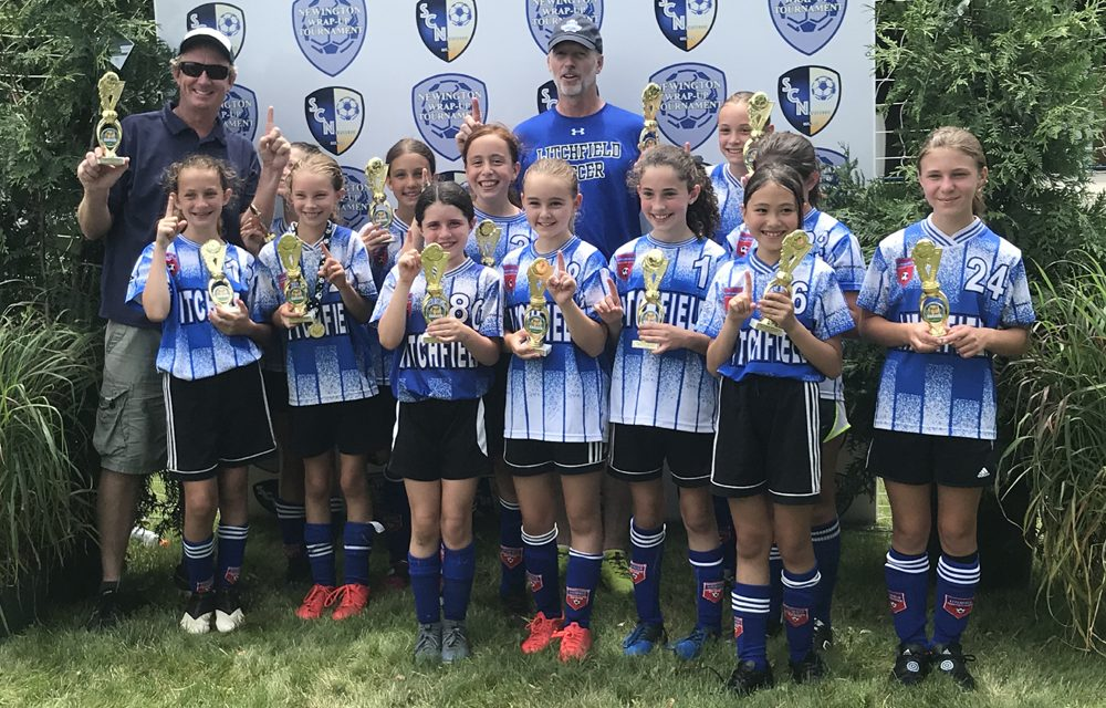Litchfield girls win gold in tournament